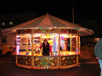 Fair Ground Stalls For Hire